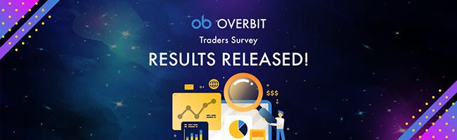 「Overbit」トレーダーアンケート調査の結果を発表