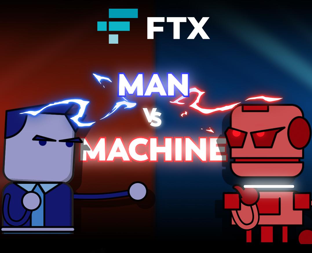 「FTX」最高賞金$5000!人間vsマシンのトレードバトルキャンペーン