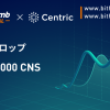 「Bithumb Global」5,000,000 CNS エアドロップ