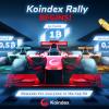 「Koindex」特別ラリーオファー BTCがあなたを勝者にします!