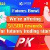 「KuCoin」先物乱闘:先物取引スターに1,500ドルの報酬を提供します
