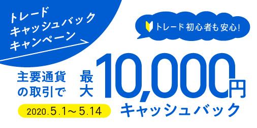 「CryptoGT」最大10000円キャッシュバック!取引ボーナスキャンペーン