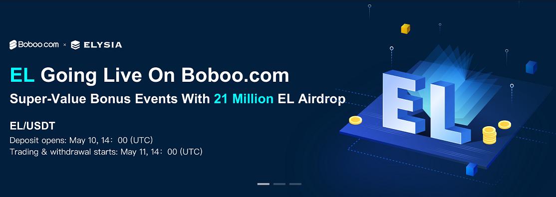 「Boboo」EL無料配布キャンペーン