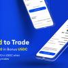 「BlockFi」1,000ドル以上を取引すると、USDCで最大640ドルのボーナスを獲得!