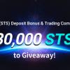 「BitMart」賞金30,000STS!SBank(STS)入金&トレードコンペ開催