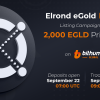 「Bithumb Global」2,000 eGLD大賞プール