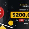 「Binance」預金と取引JST-勝つために$ 200,000!