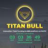 「TITAN BULL」USDCを増やせるTITAN救済プロジェクト